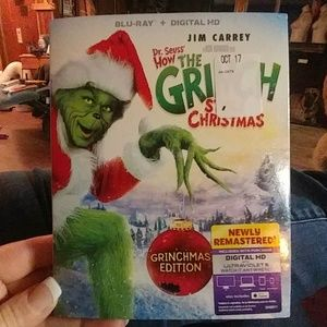 Other - The Grinch DVD